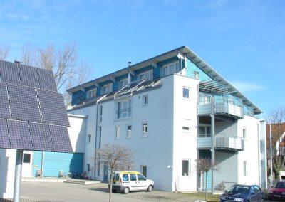 Wohn- und Geschäftshaus in Urbach