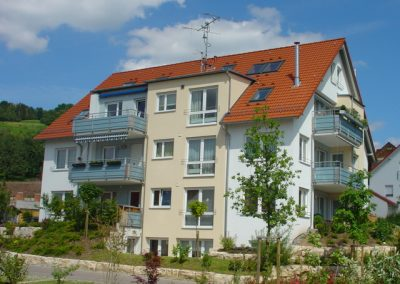 6-Familienhaus in Urbach
