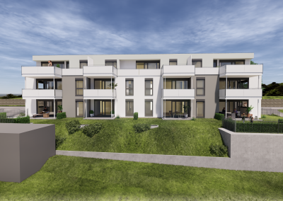 12-Familienhaus in Urbach