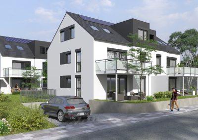 10 Wohneinheiten in Rutesheim